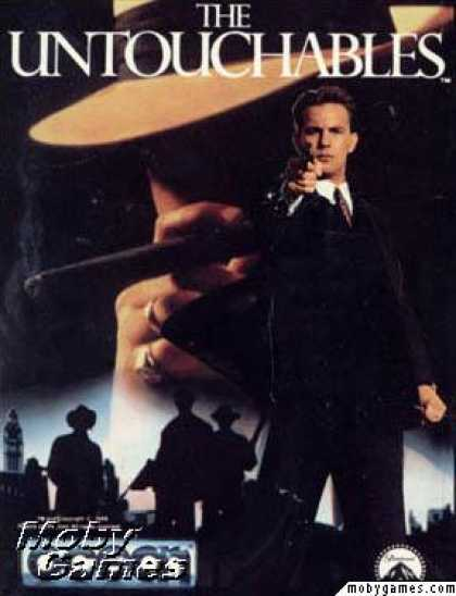 DOS Games - The Untouchables