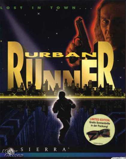 DOS Games - Urban Runner