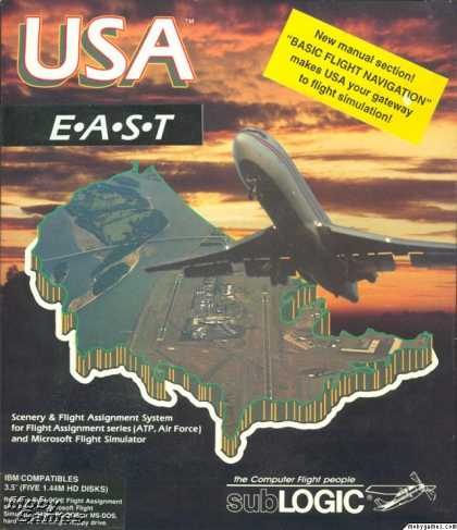 DOS Games - USA East