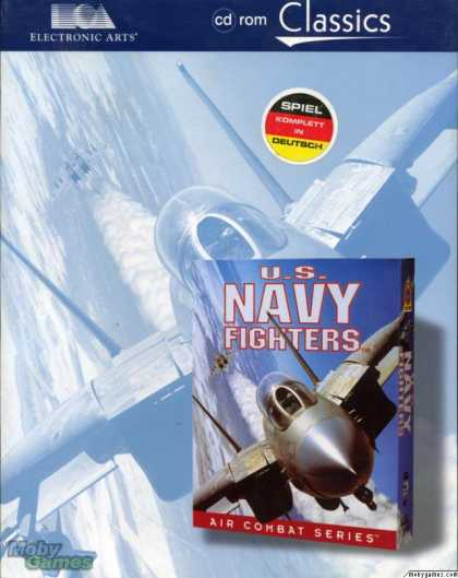 DOS Games - U.S. Navy Fighters