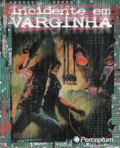 DOS Games - The Varginha Incident