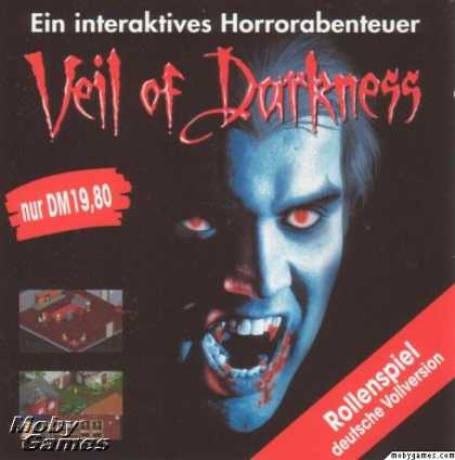 DOS Games - Veil of Darkness
