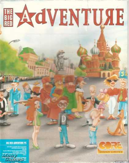 DOS Games - The Big Red Adventure