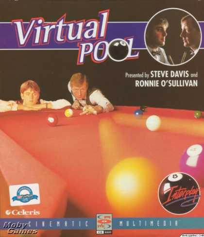 DOS Games - Virtual Pool