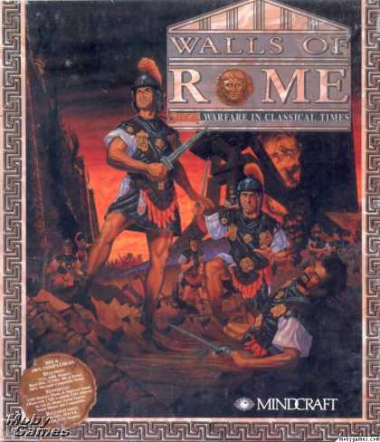 DOS Games - Walls of Rome