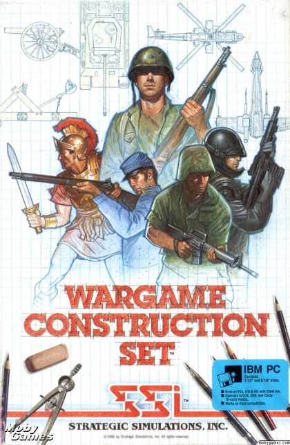 DOS Games - Wargame Construction Set