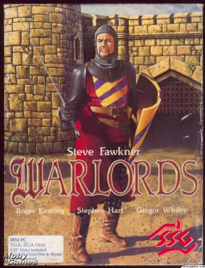 DOS Games - Warlords