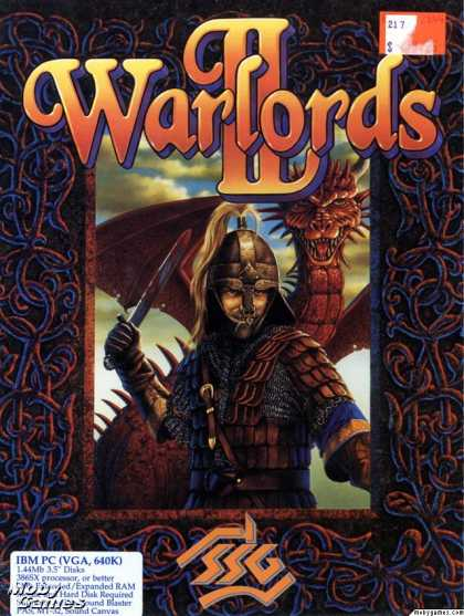 DOS Games - Warlords II