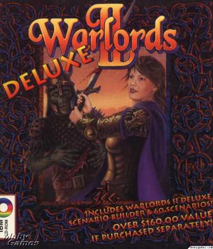 DOS Games - Warlords II Deluxe