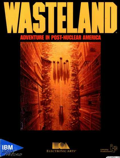 DOS Games - Wasteland