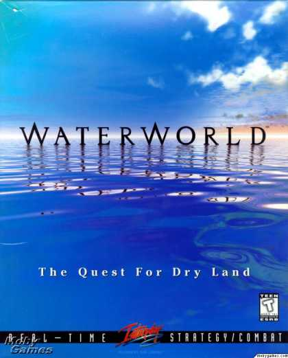 DOS Games - Waterworld