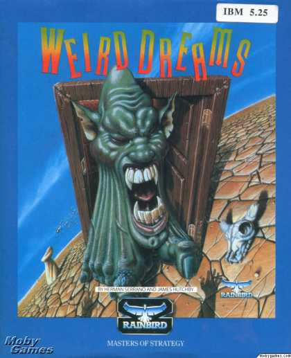 DOS Games - Weird Dreams