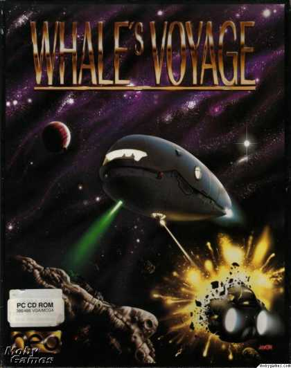 DOS Games - Whale's Voyage