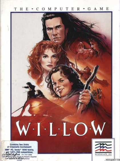 DOS Games - Willow