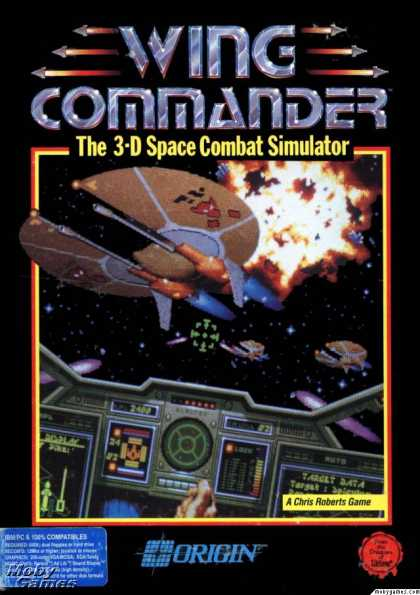 DOS Games - Wing Commander