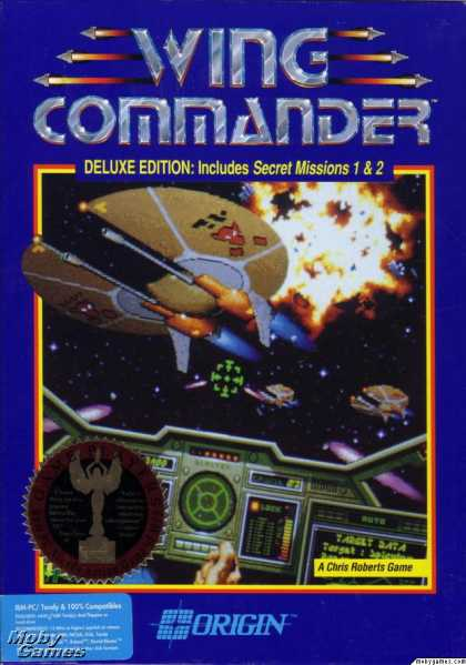 DOS Games - Wing Commander: Deluxe Edition