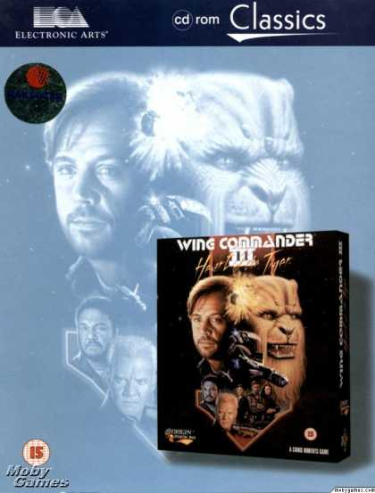 DOS Games - Wing Commander III: Heart of the Tiger