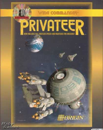 DOS Games - Wing Commander: Privateer