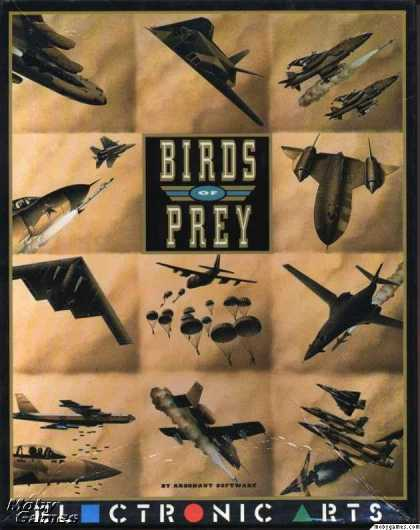 DOS Games - Birds of Prey