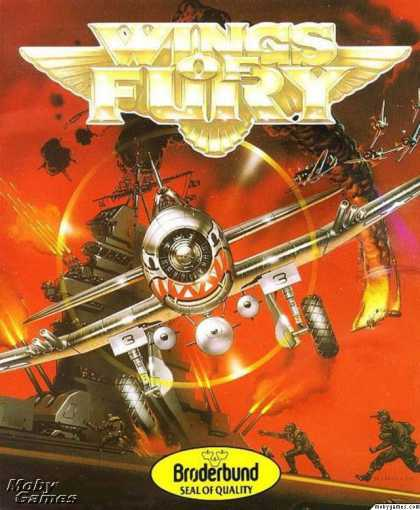 DOS Games - Wings of Fury