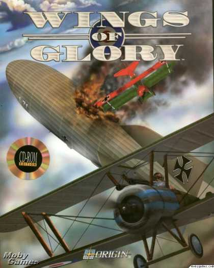 DOS Games - Wings of Glory