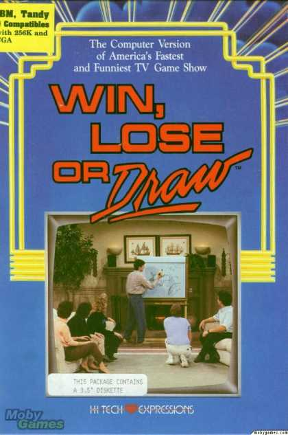 DOS Games - Win, Lose, or Draw