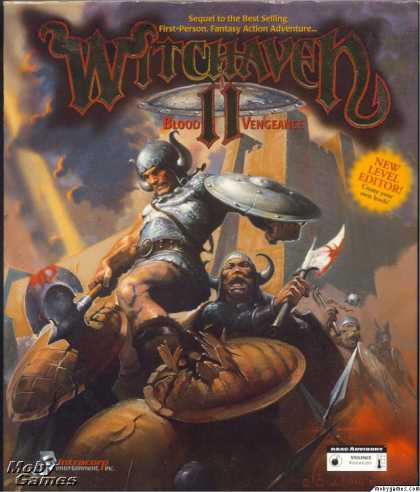 DOS Games - Witchaven II: Blood Vengeance