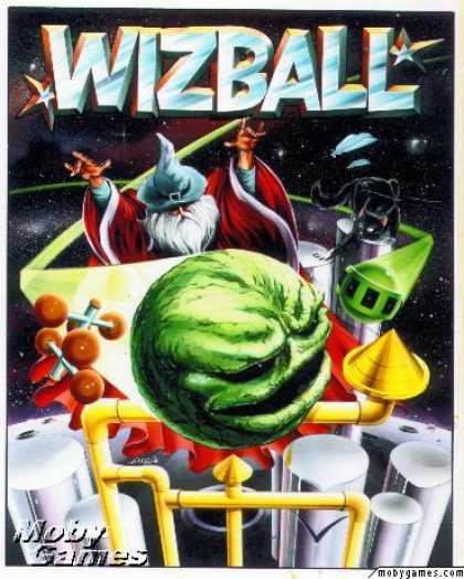 DOS Games - Wizball