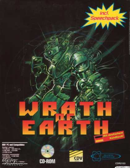 DOS Games - Wrath of Earth