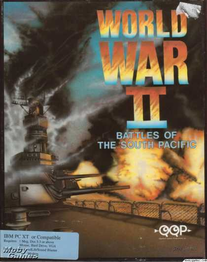 DOS Games - WWII: Battles of the South Pacific