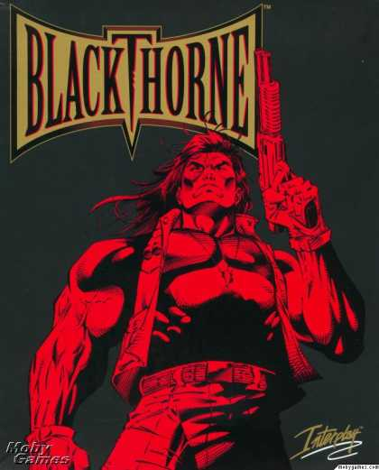DOS Games - BlackThorne
