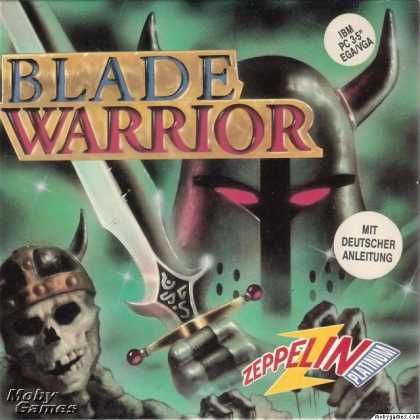 DOS Games - Blade Warrior