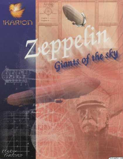 DOS Games - Zeppelin: Giants of the Sky
