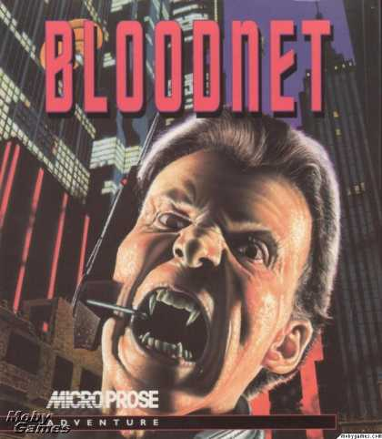 DOS Games - BloodNet