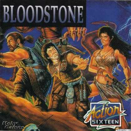 DOS Games - Bloodstone: An Epic Dwarven Tale