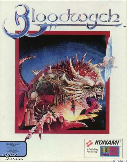DOS Games - Bloodwych