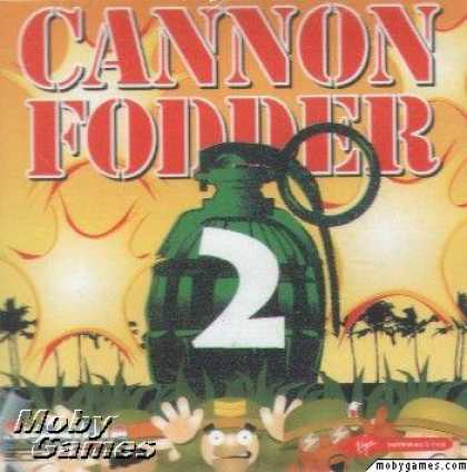 DOS Games - Cannon Fodder 2