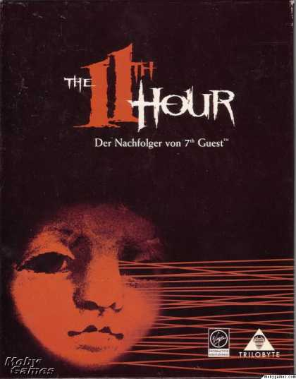 DOS Games - The 11th Hour