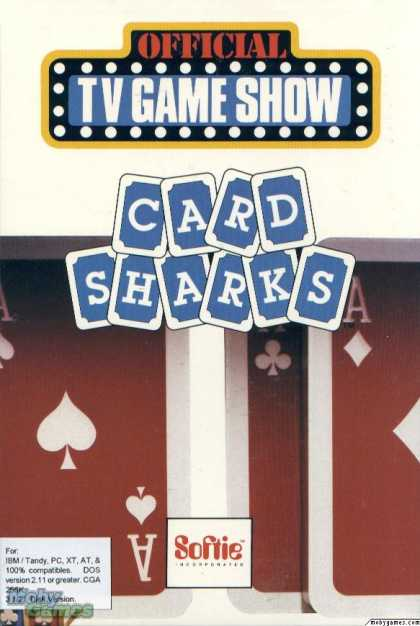 DOS Games - Card Sharks