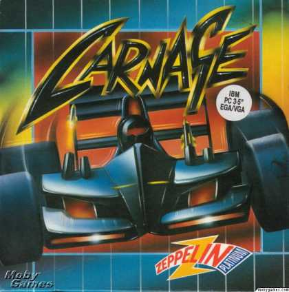 DOS Games - Carnage