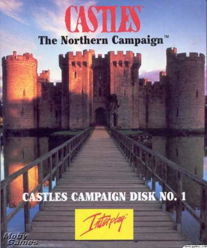 DOS Games - Castles: The Northern Campaign