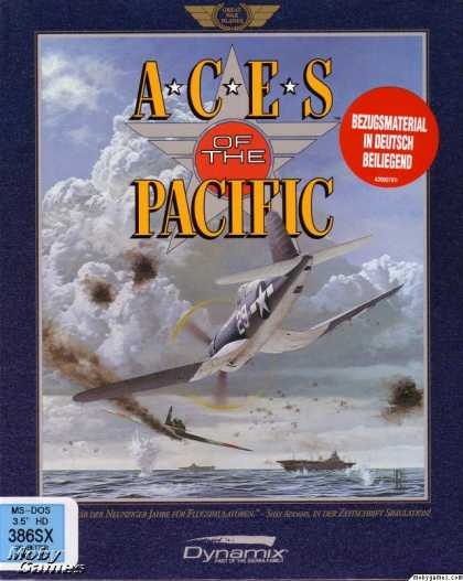 DOS Games - Aces of the Pacific