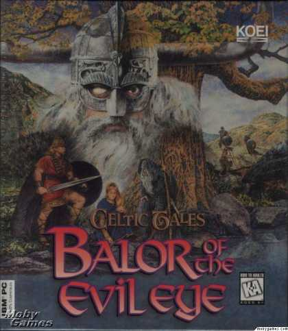DOS Games - Celtic Tales: Balor of the Evil Eye