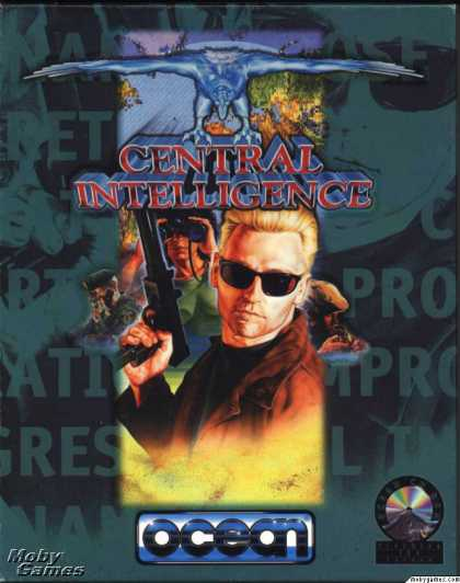 DOS Games - Central Intelligence