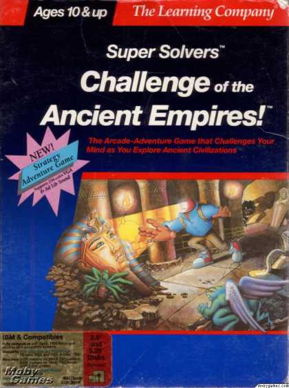 DOS Games - Challenge of the Ancient Empires!