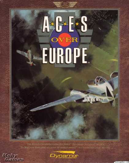 DOS Games - Aces Over Europe