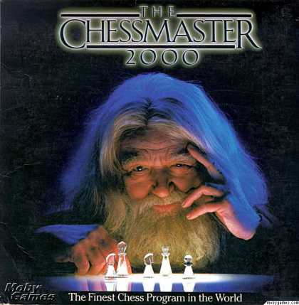 DOS Games - The Chessmaster 2000