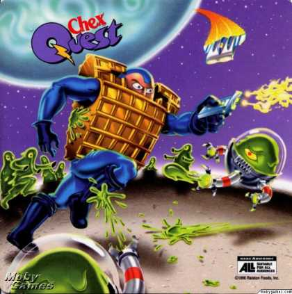 DOS Games - Chex Quest