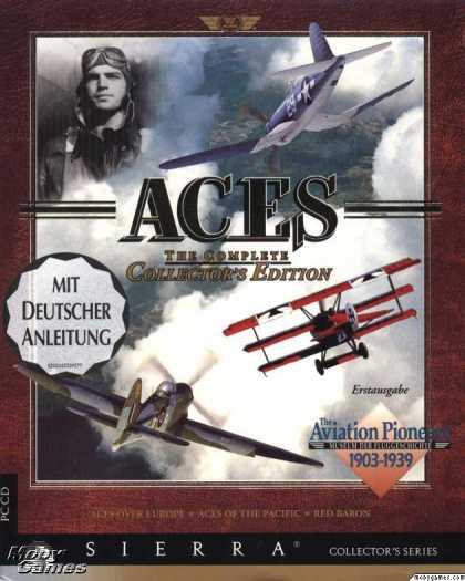DOS Games - Aces: The Complete Collector's Edition