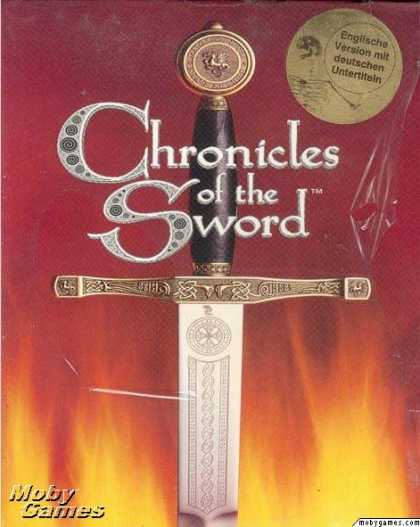 DOS Games - Chronicles of the Sword